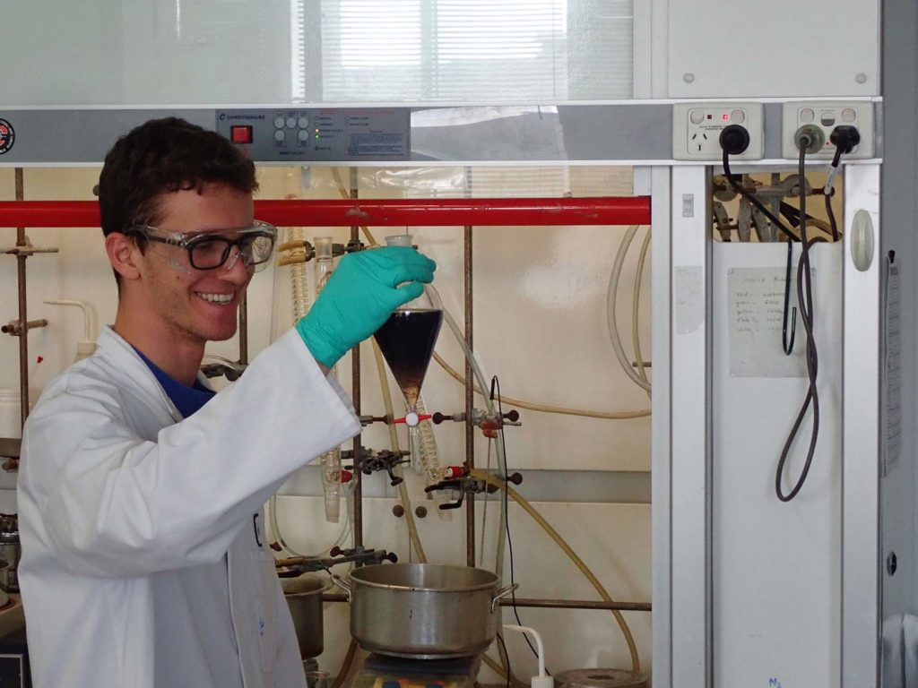 ARC Industrial Training Centre for Chemical Industries
