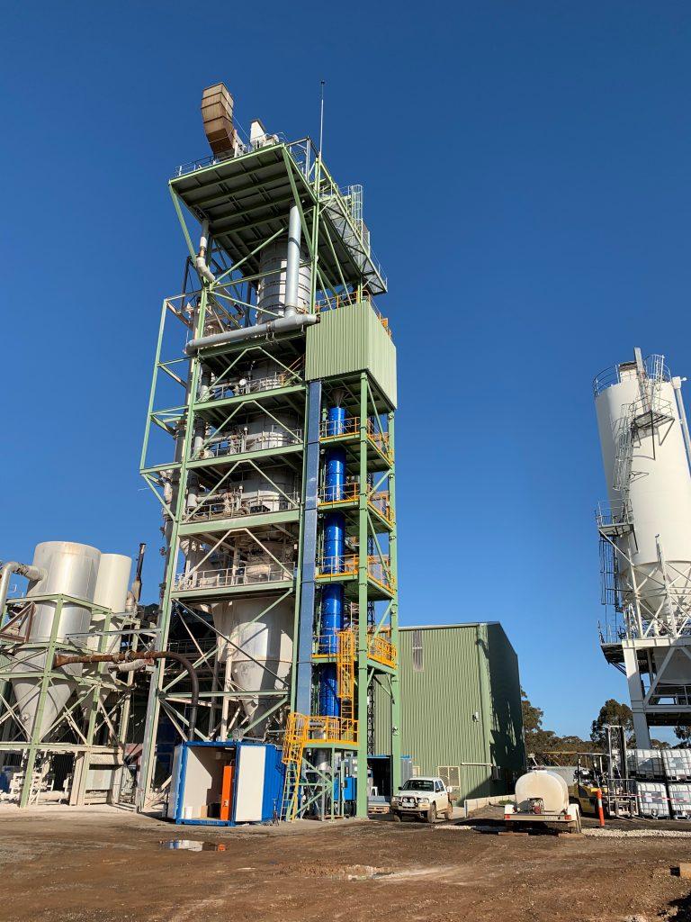 Calix BatMan Reactor